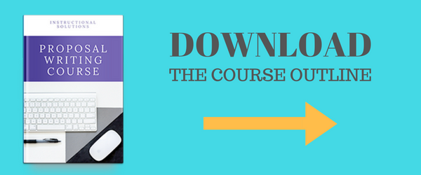 Course Outline Proposal Writing